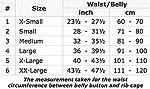 TOROS-GROUP Confort Posture Correcteur et Ceinture de maintien dorsale / 100%-Doublure en Coton - XX-Large, Waist/Belly 111-120cm Black #1