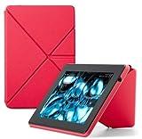 Amazon Origami PU-Hülle mit Standfunktion für Kindle Fire HD 7 (3. Generation - 2013 Modell), Pink (Zubehör)