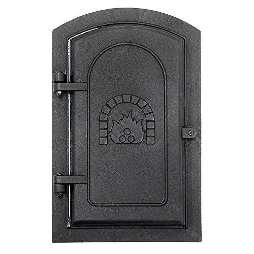 oven cast iron door - 4