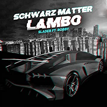 Schwarz matter Lambo