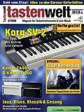 Korg SV-2 im Test Special Live-Recording Workshops für Jazz Blues Klassik Gesang in...