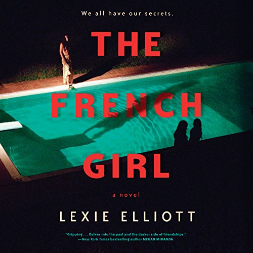 The French Girl  By  cover art