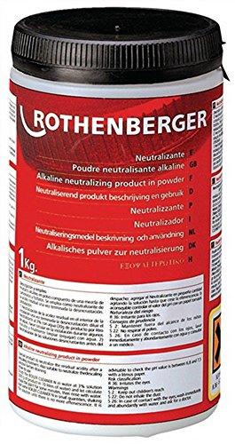 ROTHENBERGER 61115 61115-Neutralizador 1 kg (6.1115), Red