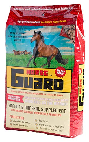 Horse Guard Equine Vitamin Mineral Supplement, 40lb