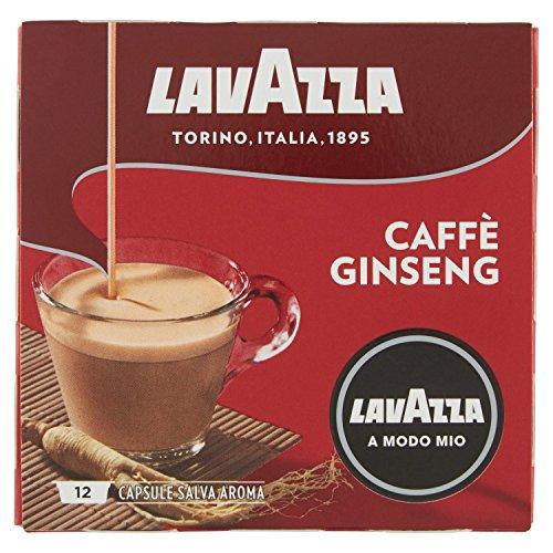 Lavazza a Modo Mio Caffè Ginseng, 12 Capsule