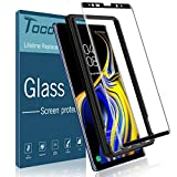 Tocol [1 Pack] Tempered Glass Screen Protector for Samsung Galaxy Note 9,[Alignment Frame