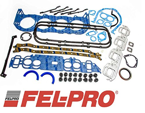 Fel Pro Engine Overhaul Gasket Set compatible with 1980-1985 Chevy bb 454 & 1974-1985 427