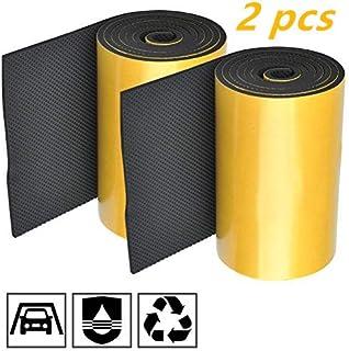 TIMESETL 2 Piezas Protectores para Puertas de Garaje 6.5mm