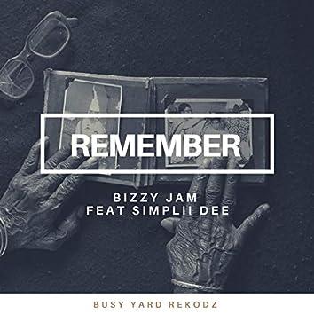 Remember (feat. Simplii Dee)