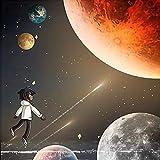 Official - Iann Dior (Planeten) – Albumcover Poster –