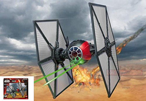Revell RV06693 Star Wars First Order Special Forces Tie Fighter Kit 1:35 Model Compatible con