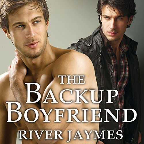 The Backup Boyfriend audiobook cover art