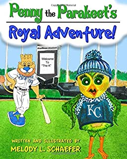 Penny the Parakeet's Royal Adventure