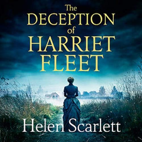 The Deception of Harriet Fleet cover art