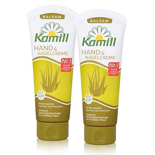 Kamill -   Hand & Nagel Creme