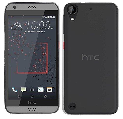 yayago Schutzhülle für HTC Desire 530 / Desire 630 Hülle UltraSlim (0,8mm) Transparent