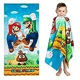 Franco Kids Super Soft Cotton Beach Towel, 28' x 58',...