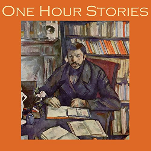 One Hour Stories audiobook cover art