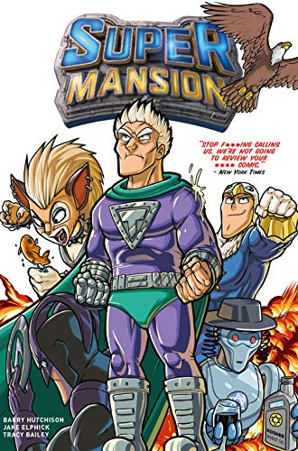 SuperMansion Vol. 1 (English Edition)
