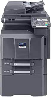 Kyocera TASKalfa 5550ci Color Copier Printer Scanner All-in-One MFP - 11x17, 12x18, Auto Duplex, 55 ppm, 2 Trays and Stand (Renewed)