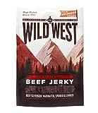 Wild West Beef Original Jerky - Pack of 12x 70 g
