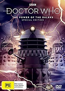 Doctor Who: The Power of the Daleks (DVD)