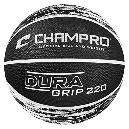 Read About CHAMPRO Dura-Grip 220 Basketball - Women's 28.5, Camo White, Size 28.5 (BB46CW)