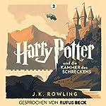 Harry Potter und die Kammer des Schreckens - Gesprochen von Rufus Beck