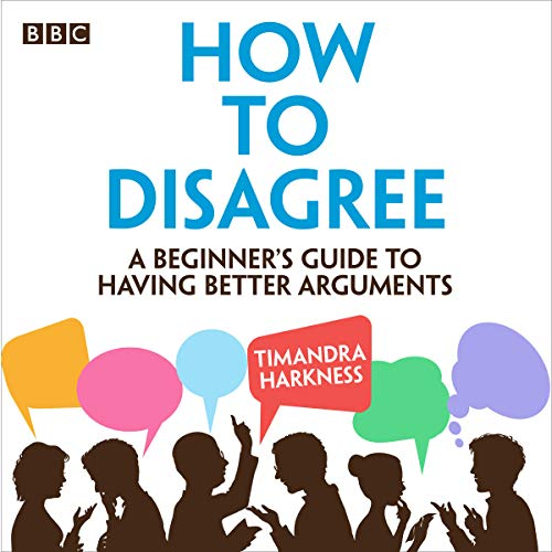 How to Disagree audiobook cover art