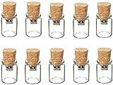 10 piezas Memorias USB de 1GB de capacidad de almacenamiento con diseño de botella a la deriva, para regalo de...