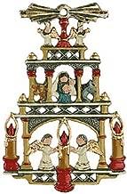 german pewter christmas tree ornaments