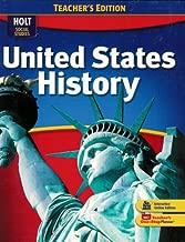 Social Studies United States History 2009 Teacher's Edition by Wiliam Deverell; Deborah Gary White (2009-05-03)