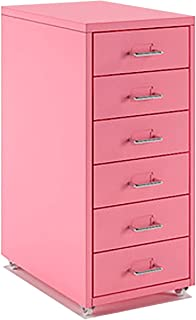 QSJY Cabinet de fichier 5/6 / 8Drawer -, classement Armoires de Stockage de Meubles de Cuisine, unité Verticale de Bureau...