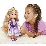 Disney Princess Explorez Le Monde Raiponce poupée Grande pour Enfant