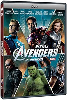 DVD Marvel's the Avengers Book