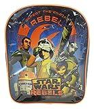 Star Wars Mochila Infantil 6 Litros, Multicolor STAR001015