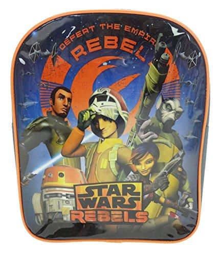 Star Wars STAR001015 Sac à dos pour enfant Multicolore 6 l