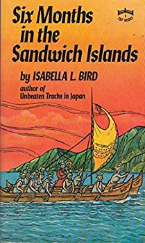 Paperback Six Months in the Sandwich Islands Book