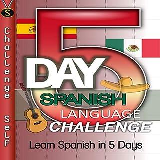 5-Day Spanish Language Challenge cover art