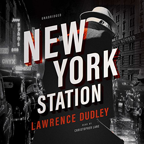 New York Station audiobook cover art