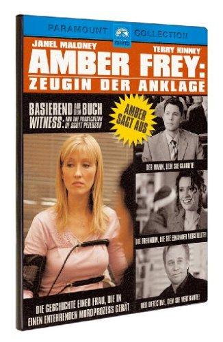 Amber Frey - Zeugin der Anklage