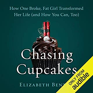 Chasing Cupcakes audiobook cover art