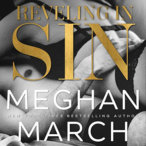 Reveling in Sin audiobook cover art