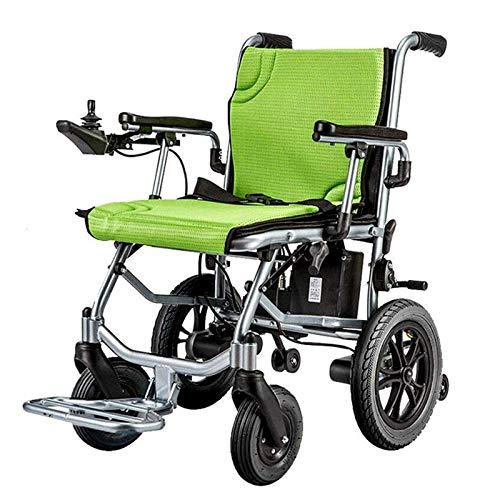 Elektrischer Rollstuhl Leichter Rollstuhl, Offener / Schnell Zusammenklappbarer Kompakter Elektrischer Stuhlantrieb Mit...