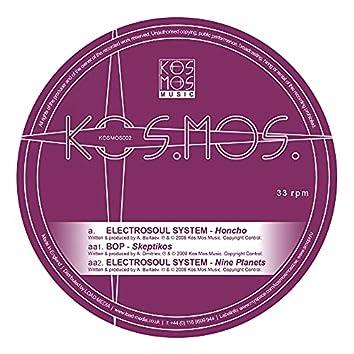 Honcho / Skeptikos / Nine Planets