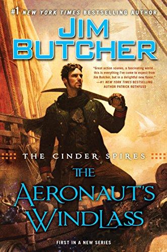 The Cinder Spires: The Aeronaut's Windlass (English Edition)