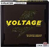 Mattel Games Voltage FPP88 – Juego de Estrategia rápido para Dos Jugadores, duración 20 – 30 Minutos, Juego de Estrategia a Partir de 10 años
