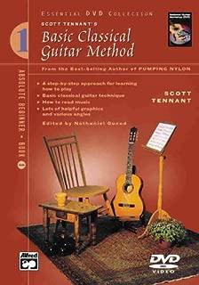 Basic Classical Guitar Method, Book 1 by Scott Tennant (2004-10-01)