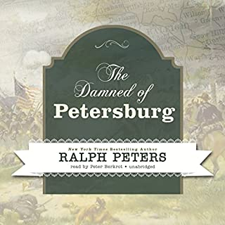 The Damned of Petersburg audiobook cover art