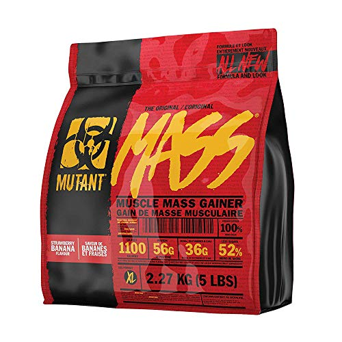 Mutant Mutant Mass - 2,27 kg Strawberry Banana Creme